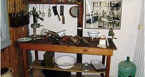 Музей первый поселенцев